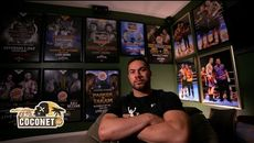JOSEPH PARKER - FUTURE HEAVYWEIGHT CHAMPION OF THE WORLD