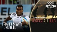JERRY TUWAI - The Rugby Player from Fiji Who Conquered the World | Against All Odds