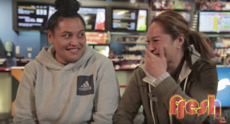 Fresh 7 - Hosted by Black Ferns Te Kura, Charmaine & Fiao'o