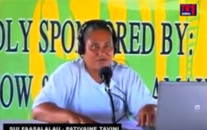 Samoan mums as Rugby Commentators