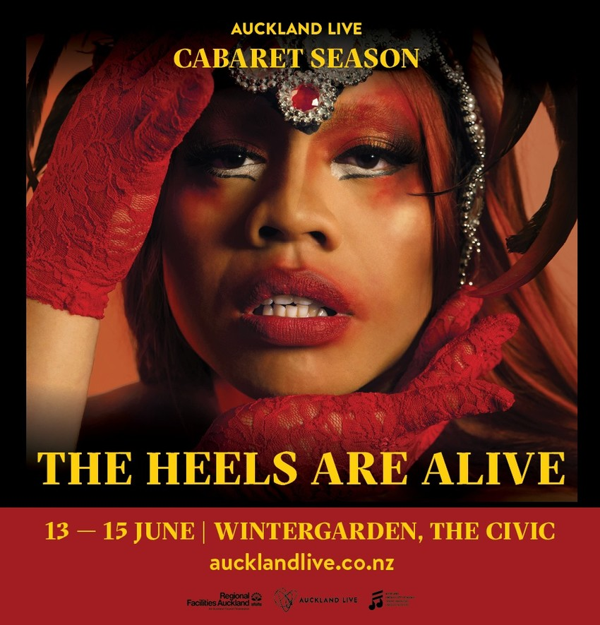 The Heels are Alive cabaret