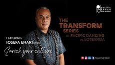 Pacific Dance NZ Launch: The Transform Series