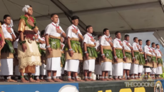 POLYFEST 2016 - Wesley College Tongan Stage Highlights