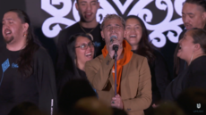 WAIATA ANTHEMS LAUNCH - SONS OF ZION, BIC RUNGA, STAN WALKER and HATEA KAPA HAKA