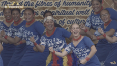 POLYFEST 2018 - SAMOA STAGE: Mt ALBERT GRAMMAR FULL PERFORMANCE