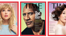 DWAYNE JOHNSON - TIME 100 MOST INFLUENTIAL PEOPLE