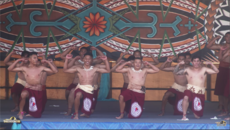SAMOA STAGE - KELSTON BOYS HIGH SCHOOL: FA'ATAUPATI