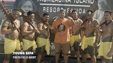 FRESH 10 - HOSTED BY the TATAU FEST SAMOA ARTISTS
