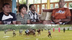 Songs in the Key of Rugby - Fiji