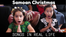SONGS IN REAL LIFE - SAMOAN CHRISTMAS