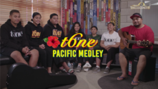 PACIFIC MEDLEY - TONE 6