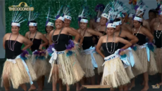 POLYFEST 2018 - COOK ISLANDS STAGE: ALFRISTON COLLEGE FULL PERFORMANCE