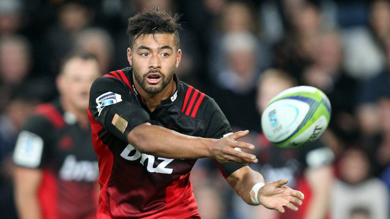 Tonga's first All Black — Coconet