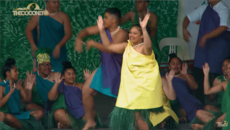 POLYFEST 2018 - COOK ISLANDS STAGE: MANUREWA HIGH SCHOOL FULL PERFORMANCE