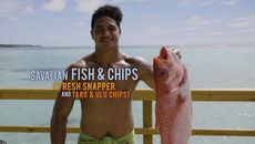 SAVAI'IAN FISH & CHIPS