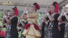 POLYFEST 2018 - SAMOA STAGE: BARADENE COLLEGE FULL PERFORMANCE