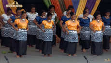 POLYFEST 2018 - DIVERSITY STAGE: OTAHUHU COLLEGE FIJIAN GROUP