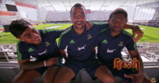 Fresh 6 - Hosted by the Highlanders Malakai Fekitoa, Waisake Naholo & Nasi Manu