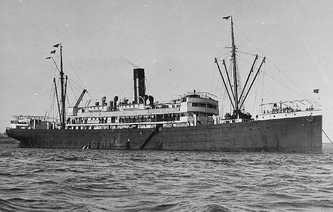 Union Steamship 'Tofua'