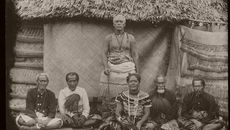 TALES OF TIME: 19th Century Colonial Samoa