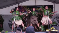 POLYFEST 2016 - Tangaroa College Niuean Stage Highlights