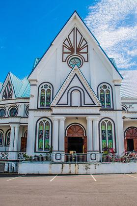 CHURCHES OF SAMOA — Coconet