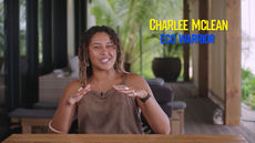 Pacific Eco Warrior - Charlee Mclean