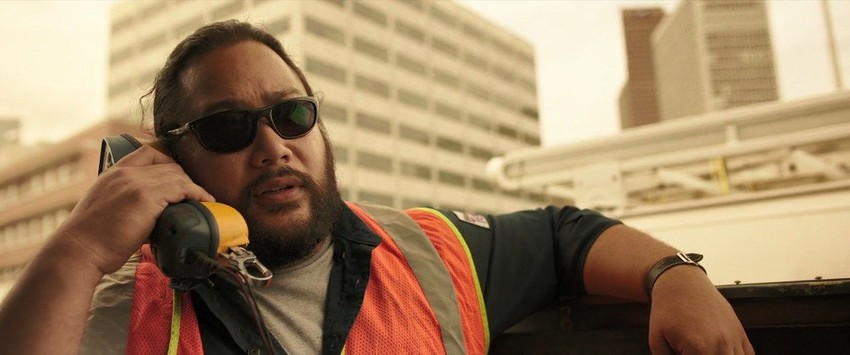 Cooper Andrews in Den of Thieves