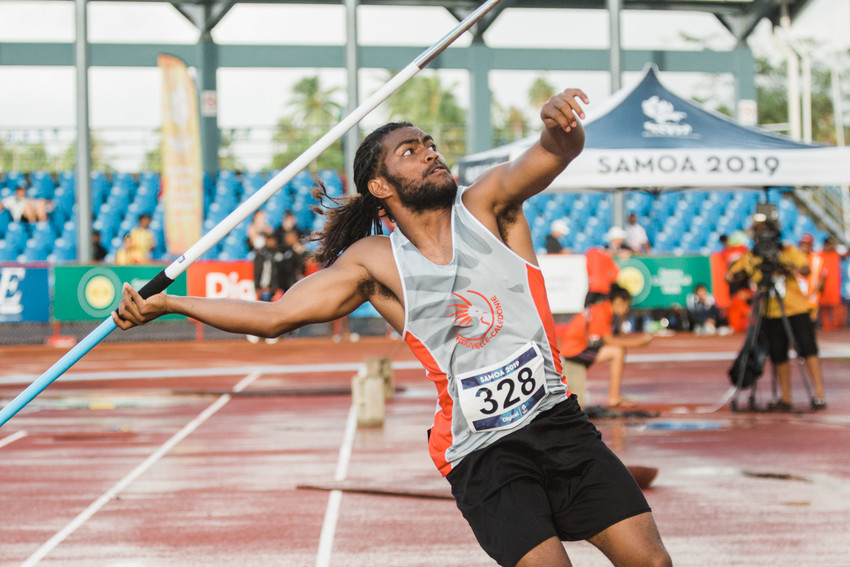 PACIFIC GAMES 2019 ATHLETICS IS ON! - Coconet