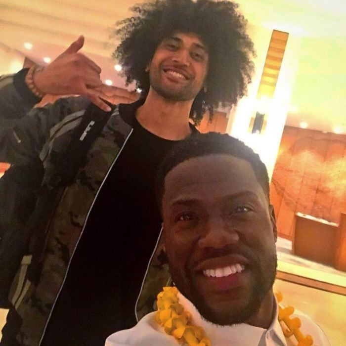 Hawaii with Kevin Hart
