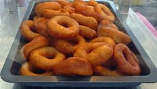 COOK ISLANDS DOUGHNUTS