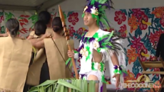 Polyfest 2015 Cook Islands Stage - Alfriston College