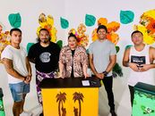 How Fresh Are You hosted by Letti Chadwick - Eds Eramiha & Fasitua Amosa vs Rob Mokaraka & TK Tuhaka