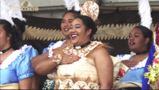 POLYFEST 2018 - TONGA STAGE: JAMES COOK HIGH SCHOOL LAKALAKA