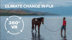 Climate Change in Fiji 'Our Home Our People'