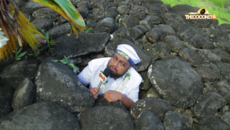 Captain Fresh in Marquesas Islands