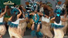 POLYFEST 2018 - COOK ISLANDS STAGE: SIR EDMUND HILLARY COLLEGIATE FULL PERFORMANCE