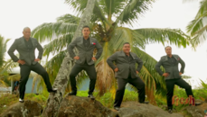 Modern Maori Quartet in the Cook Islands!