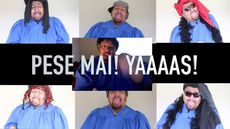 Samoan Old School Church Medley - Tyler Mauga & The Pisupo Choir