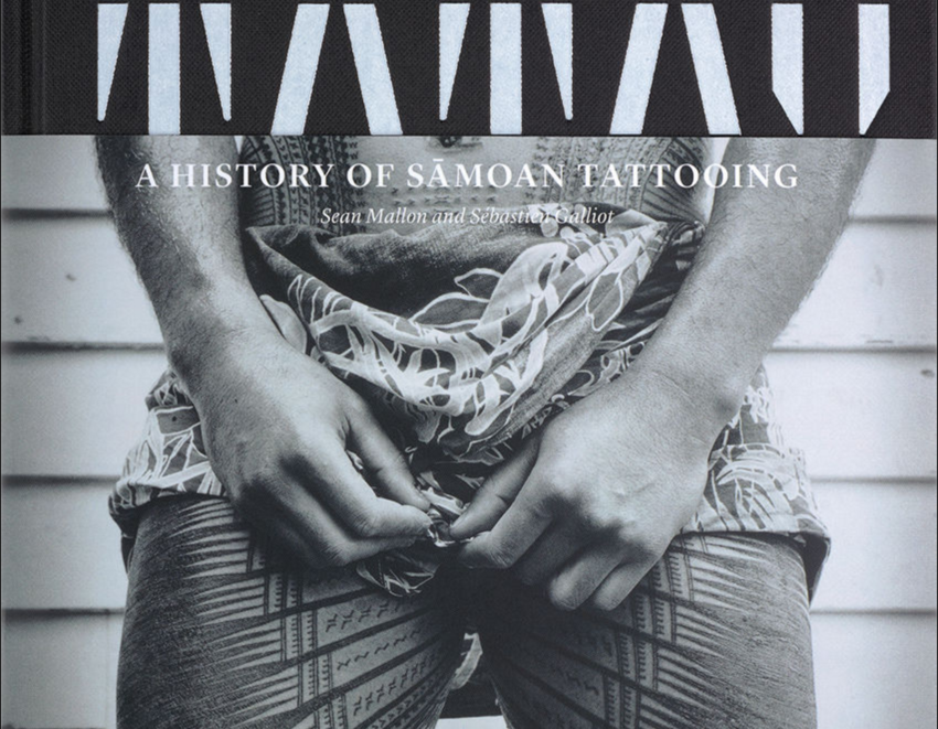 Tatau A History Of Samoan Tattooing Coconet