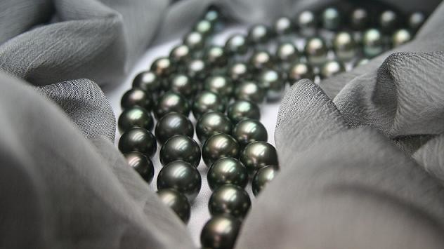 Black Pearls are their specialty