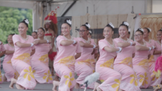 POLYFEST 2018 - SAMOA STAGE: ST DOMINICS COLLEGE FULL PERFORMANCE