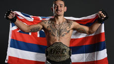 UFC CHAMPION MAX HOLLOWAY BREAKS DOWN HIS INK