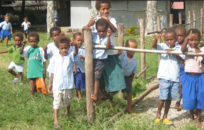 Climate change puts Pacific children most at risk