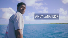 Okeanos Crew Profile - Andy Langidrik of Okeanos Marshall Islands