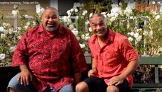 MY WORLD - THE LAUGHING SAMOANS
