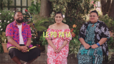 LE PO PA'IA (Oh Holy Night) - TREE VAIFALE-MANU ft NYSSA COLLINS & JERRY-MOSES ROEBECK