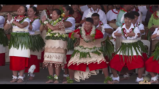POLYFEST 2021: ONEHUNGA HIGH SCHOOL TONGAN GROUP - LAKALAKA