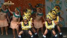 POLYFEST 2018 - COOK ISLANDS STAGE: ONE TREE HILL COLLEGE FULL PERFORMANCE