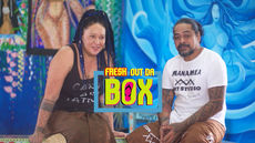 Fresh Out Da Box - MANAMEA ART STUDIO SAMOA